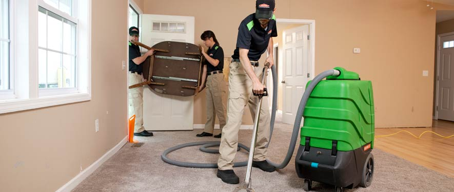 East Stroudsburg, PA residential restoration cleaning